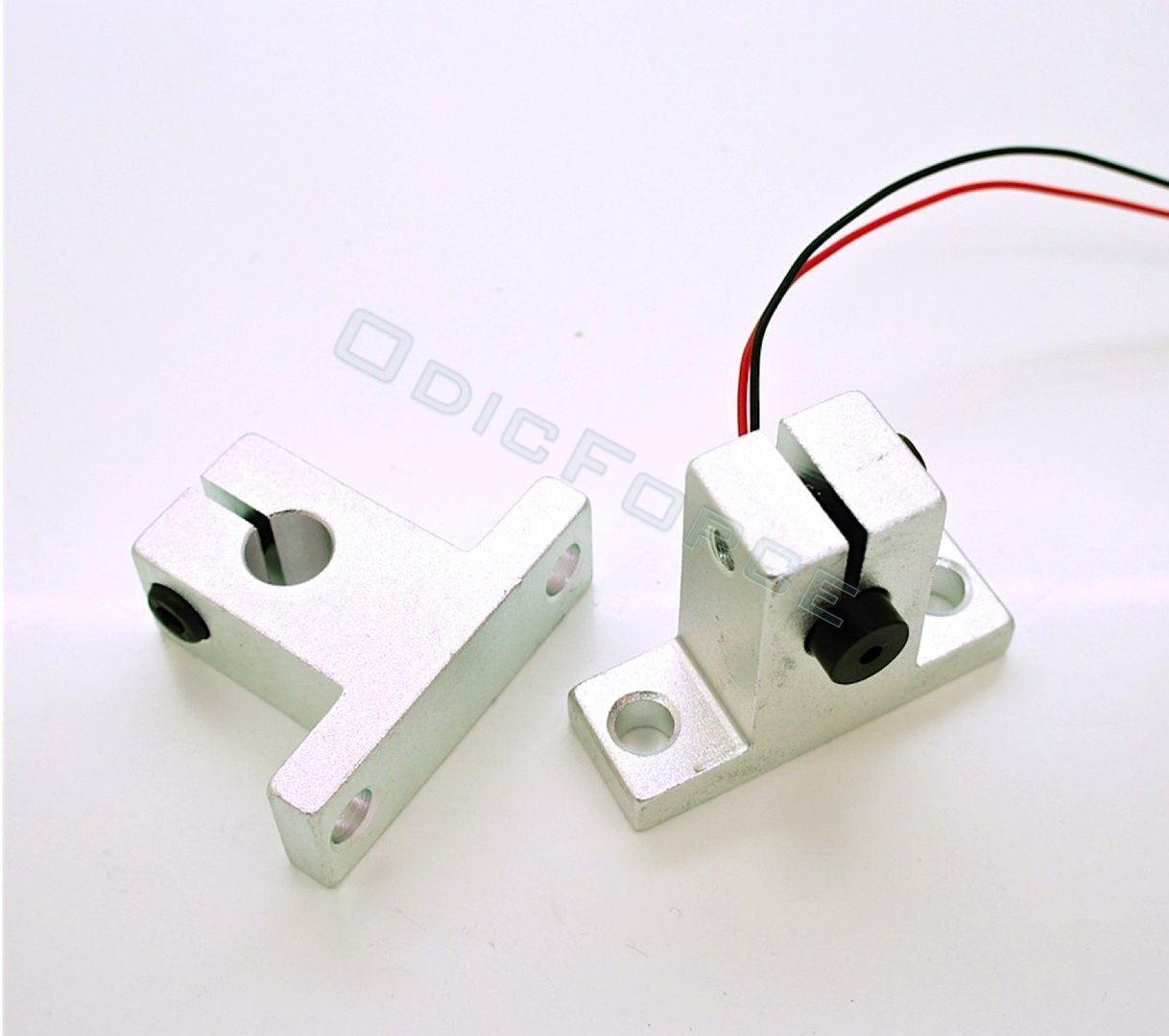 Alloy Module Holder / Heatsink (8mm)