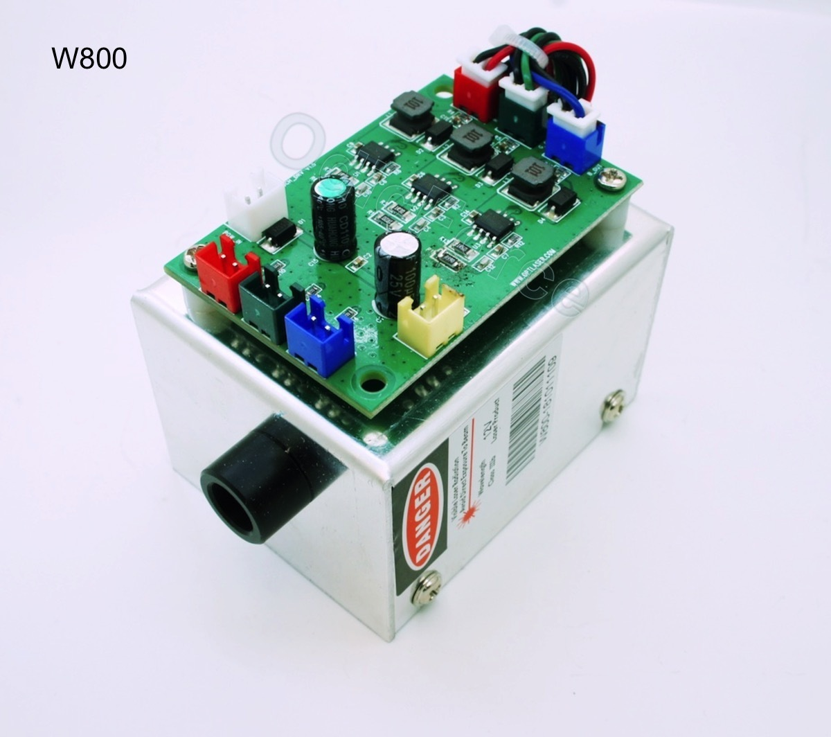 Oem 800mw Rgb Laser Chassis Ttl Modulation 12v W800