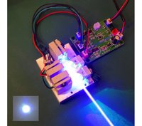 RGB (white) Tri-laser Modules