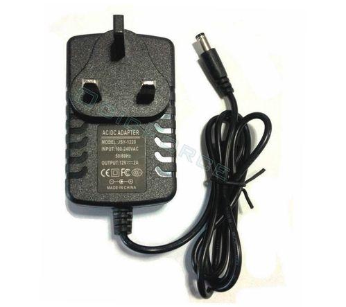 Uk strømforsyning adapter