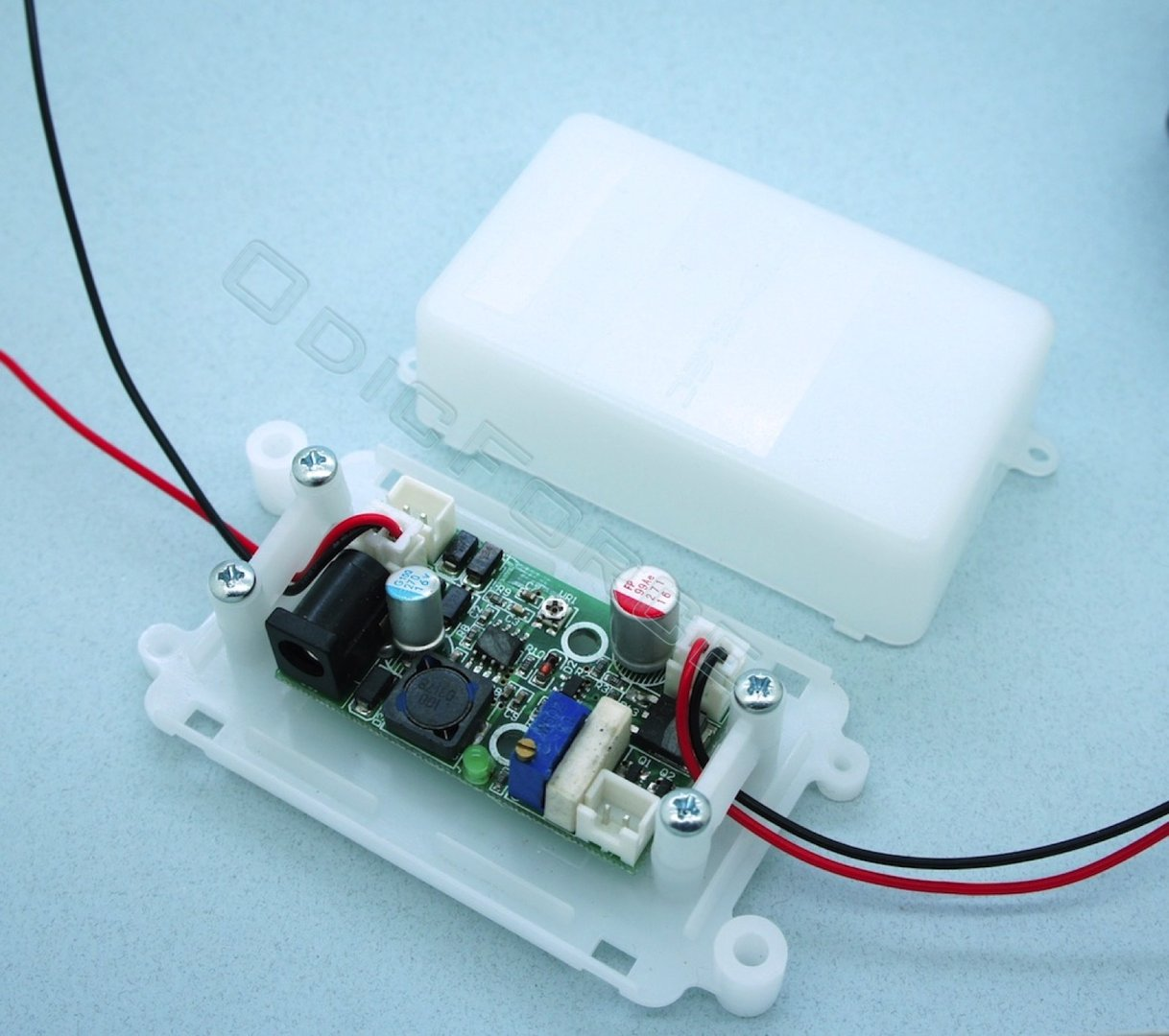 Case / Enclosure for 35mm x 50mm Driver Boards